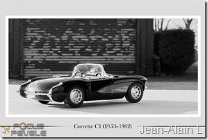 Corvette C1 (1953–1962) (Copier)