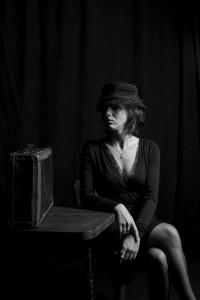 011 Le parfum de la dame en noir Gaston Leroux - VANBIERVLIET Gilbert