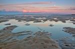089 Crépuscule à marée basse NICOLAS Ghislaine.jpg