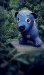 032 Chien bleu au cimetière des chiens - BOITELLE Brigitte.jpg