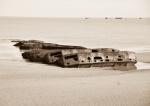 067 Vestiges pont artificiel Aromanches - DESMEDT Samuel.jpg